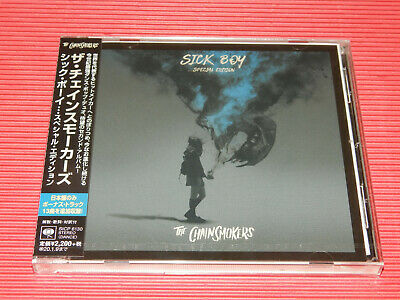 2019 The Chainsmokers Sick Boy Special Edition Japan Cd With 13 Bonus Tracks
