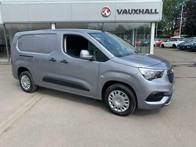 VAUXHALL COMBO L2H1 2300 SPORTIVE S/S 2019 1560cc Any Manual