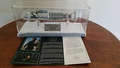 Master Replicas Luke Skywalker Lightsaber ROTJ Version 2 LE SW-171LE-P