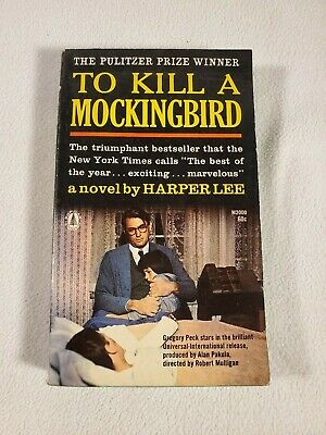 To Kill A Mockingbird Harper Lee Popular Library First Paperback Edition 1962