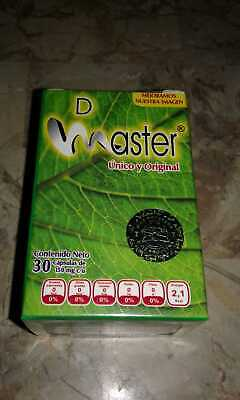 3 PACK DIET MASTER 90 CAPSULES TOTAL 100% AUTHENTIC D MASTER Free Shipping