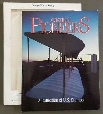 A Collection of US Stamps  AVIATION PIONEERS   various  dates