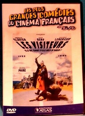 """DVD Les Visiteurs """" They' Sont Pas Birth Yesterday! Ref 0467"""