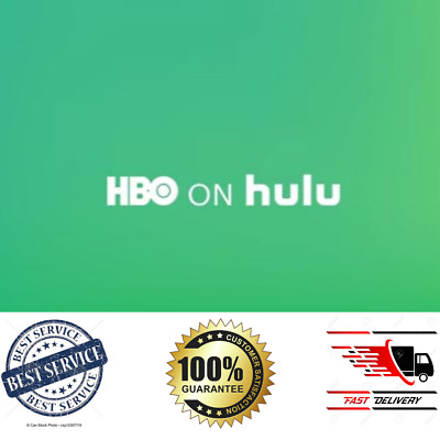 HULU Premium Account [ NO ADS + HBO ] FAST DELIVERY  ( 3 YEARS WARRANTY )