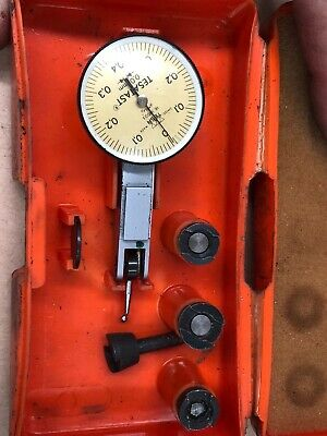 BROWN AND SHARPE TESA TESATAST DIAL TEST INDICATOR 0.01mm