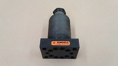 Romheld 1895-608 Hydraulic Work Support 705R Metalworking
