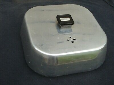 Sunbeam  425A electric skillet Domed lid / Cover  Aluminum Replacement part