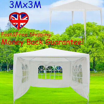 Heavy Duty 3MX3M Gazebo Tent Outdoor Commercial Market Stall Party Reception