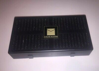 Cigar Master Humidity Control Device For Humidor Excellent