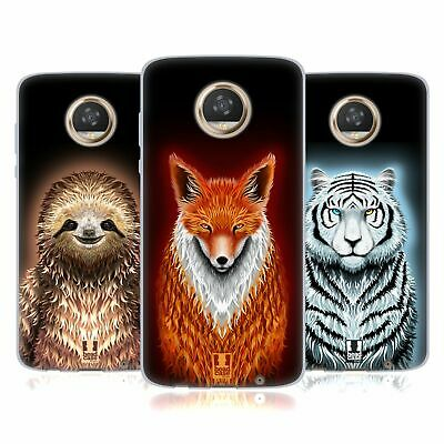 Head Case Designs Furry Animals Gel Case For Motorola Phones
