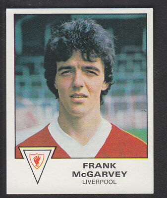Panini - Football 80 - # 203 Frank McGarvey - Liverpool