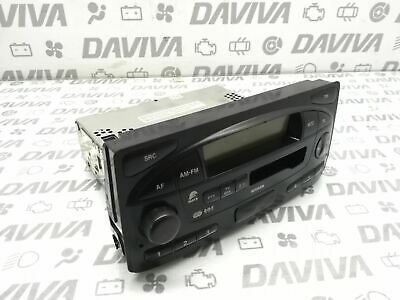 NISSAN X-TRAIL 2003 Radio Stereo Unit Cassette Player Head Unit