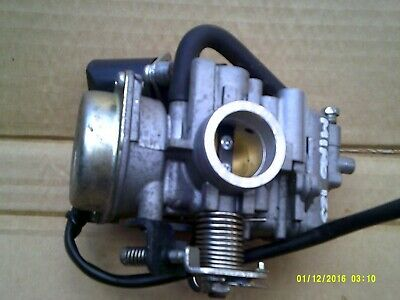 nipponia miro 125 carb carburettor choke complete vgc working  2016