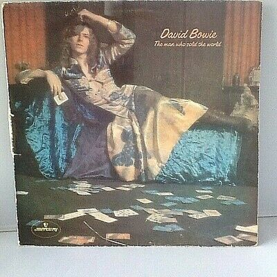 David Bowie - The Man Who Sold The World Vinyl LP ist UK press Mercury  6338 041