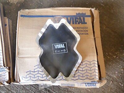 Agricultural Vipal Tyre Patches/Gaitors (180mm x 280mm)  x5