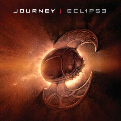 JOURNEY Eclipse CD (NEW, Factory sealed) Sku MUS100