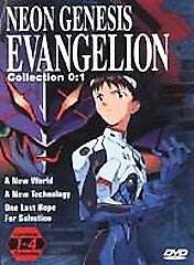 Neon Genesis Evangelion - Collection 1: Episodes 1-4 (DVD, 2000)