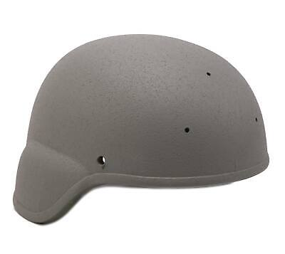 NEW ArmorSource US Marshall Service 3-Hole Drilled ACH Ballistic Helmet Foliage