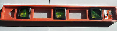 """20"""" Level Extra Strong Plastic Construction With Ruler Markings Level"""