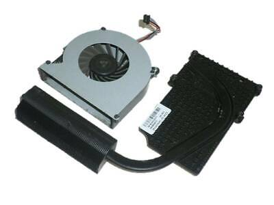 HP ELITEBOOK 8470P CPU Cooling Heatsink & Fan 642766/641839