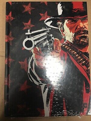 Red Dead Redemption 2 - The Complete Official Guide Collector's. NEW and SEALED!