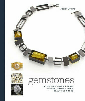 NEW Gemstones By Judith Crowe Hardcover Free Shipping