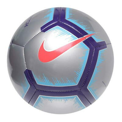 NIKE PITCH Premier League Silver 2018 / 2019 Football | Adult Size 5