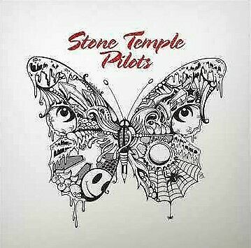 Stone Temple Pilots - Self Titled Cd ( 2018 ) *New*