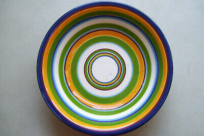 """Tabletops Unlimited Camder Stripe 8 1/2"""" Mixing Serving Soup Cereal Bowl"""