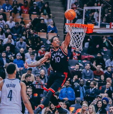 215286 DeMar DeRozan TORONTO RAPTORS NBA Star Decor Wall PRINT AU