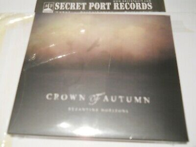 CROWN OF AUTUMN-byzantine horizons,sealed DIGIPACK CD,opeth,death,dead can dance