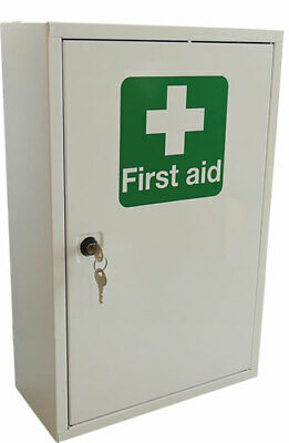 Single Door Metal First Aid