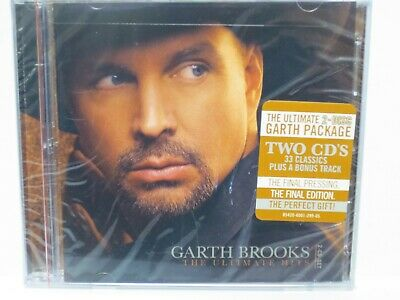 Garth Brooks ~ The Ultimate Collection ~ 2-Cd Set ~ New Sealed ~ Cd
