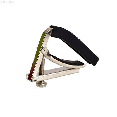 Quick Change Key Trigger Tune Guitar Capo Clamp For Acoustic Electric Folk 8445