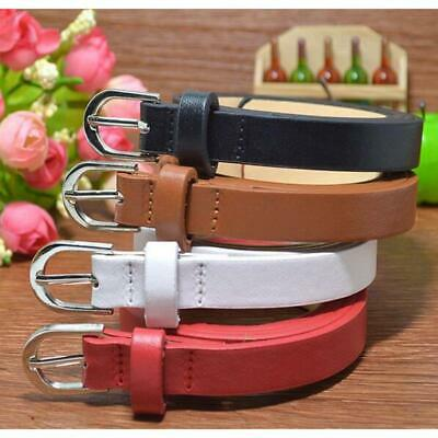 HOT 2019 New hot sale designer kids PU leather belts children boys girls Letter