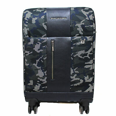 rolley Luggage Piquadro Brief BV4444BRBM/CAMOBLU globalway suitcase tsa lock