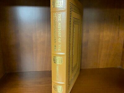 Easton Press-The History of the Peloponnesian War, Thucydides-Military Hist.-NM