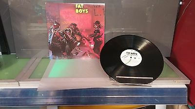 Fat Boys Coming Back Hard Again LP Record In Good Condition