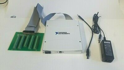 National Instruments NI USB-6251 High-Speed M Series DAQ + Screw Terminal
