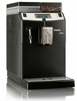 Saeco coffee machine Lirika Coffee black, free shipping Worldwide