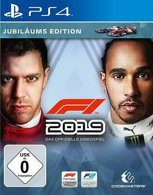F1 2019 Jubilaums Edition [Playstation 4]