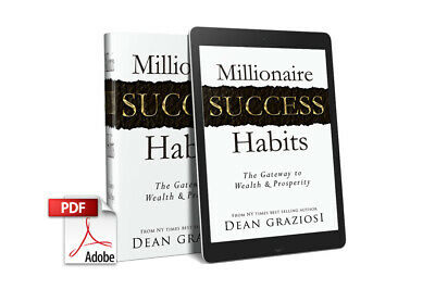 Millionaire Success Habits By Dean Graziosi [DIGITAL B00K]