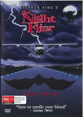 Stephen King's The Night Flier Dvd . Brand New And Sealed .