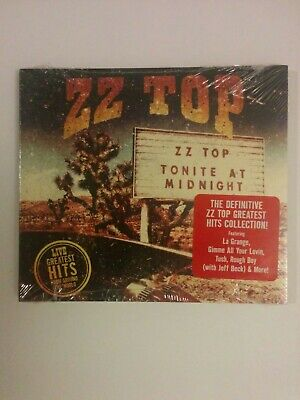 Zz Top-Live-Greatest Hits From Around The World Digipak Cd New Sealed
