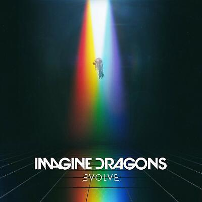 IMAGINE DRAGONS - EVOLVE Deluxe Edition CD w/EXTRA Trax *NEW*