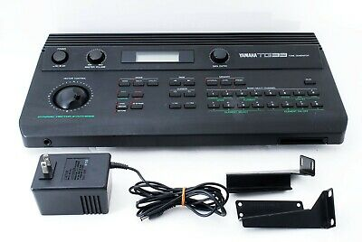 Yamaha TG33 TONE GENERATOR W/Power Supply Adapter New Internal Battery From JP