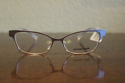 79fcd6942f21 MICHAEL KORS NEW Authentic Eyeglasses MK7004 Palos Verdes 1030 51 15 ...