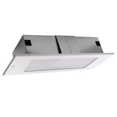 8W Recessed Emergency Lighting Bulkhead Slave Unit - Calabor CAL8