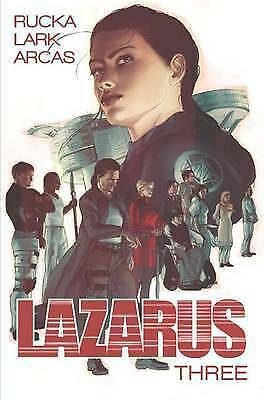 Lazarus Volume 3: Conclave by Rucka, Greg (Paperback book, 2015)