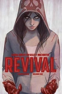 Revival Deluxe Collection Volume 1 by Seeley, Tim (Hardback book, 2013)